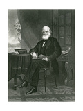 William Cullen Bryant Giclee Print by Alonzo Chappel