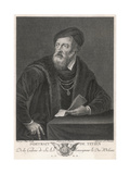 Titian Giclee Print by A. Romanet