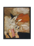 Old Mother Goose Giclee Print by Arthur Rackham