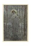 Shakespeare, Helena Giclee Print by Arthur Rackham