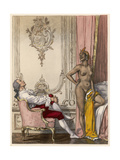 Moroccan Mistress Giclee Print by Auguste Leroux