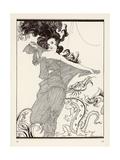 E.A.Poe, Tales, Ligeia Giclee Print by Arthur Rackham