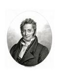 A-P de Candolle, Tardieu Giclee Print by Ambroise Tardieu