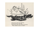 If All the World Was... Giclee Print by Arthur Rackham