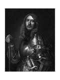 Oliver Cromwell Giclée-Druck von Antony Van Dyck