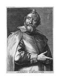 Anton Cornelisson Giclee Print by Antony Van Dyck