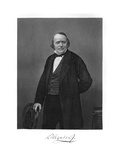 Louis Agassiz Giclee Print by Alonzo Chappel