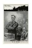 Sir Edward Grey Giclee Print by Arthur Garratt