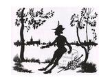 Dick Whittington Giclee Print by Arthur Rackham