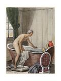 Casanova,Leroux, Swiss Md Giclee Print by Auguste Leroux