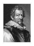 Hendrik Van Balen Giclée-Druck von Antony Van Dyck