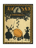 Cinderella Giclee Print by Arthur Rackham