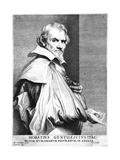 Orazio Gentileschi Giclée-Druck von Antony Van Dyck