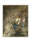 Ballad, May Colven Giclee Print by Arthur Rackham