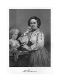 Harriet Hosmer Giclee Print by Alonzo Chappel