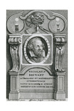 Nicolas Bruyant Giclée-Druck von Antony Van Dyck