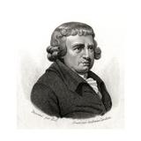 Erasmus Darwin, Holl Giclee Print by Ambroise Tardieu