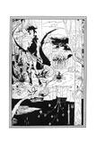 Siegfried Giclee Print by Aubrey Beardsley