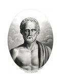 Demosthenes, Tardieu Giclee Print by Ambroise Tardieu
