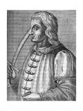 Matthias Corvinus Hunyad Giclee Print by Andre Thevet