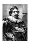 Deodato Delmont Giclee Print by Antony Van Dyck