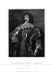 William Vct Grandison Giclée-Druck von Antony Van Dyck