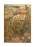 Mermaid Giclee Print by Arthur Rackham