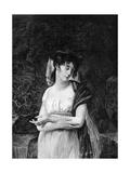 Catherine Bonaparte Giclee Print by Antoine-Jean Gros