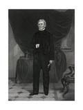 John Jordan Crittenden Giclee Print by Alonzo Chappel