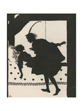 Sleeping Beauty Giclee Print by Arthur Rackham