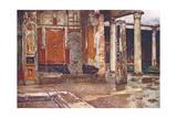 Casa Dei Vettii-Pompeii Giclee Print by Alberto Pisa