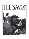 The Savoy, Volume I Premium Giclee Print by Aubrey Beardsley