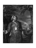 William Feilding Denbigh Giclee Print by Antony Van Dyck