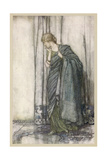 Shakespeare: Helena Giclee Print by Arthur Rackham