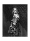 Robert Earl of Carnarvon Giclée-Druck von Antony Van Dyck
