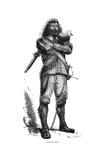 Jean Cavalier Giclee Print by Arthur Boyd Houghton