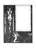 Salome Title Page Giclee Print by Aubrey Beardsley