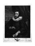 Thos Howard of Arundel Giclee Print by Antony Van Dyck