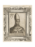 Pope Stephanus VI Giclee Print