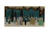 Egyptian Style 1914 Giclée-trykk av Charles Martin