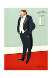 Charles Baker Cochran Giclee Print by Bert Thomas
