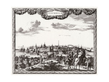 Stockholm, General C1700 Giclee Print by Carel Allard