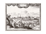 Iraq, Amara C1700 Giclee Print by Carel Allard