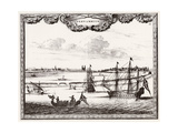 Brazil, Recife C1700 Giclee Print by Carel Allard