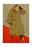 Douglas, 1st Earl Haig Giclee Print by Bert Thomas