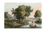 Ancient Fisherfolk Giclee Print by Charles Hamilton Smith