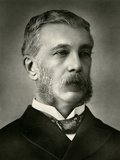 Sir James Fergusson Photographic Print