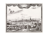 Spain, Seville C1700 Giclee Print by Carel Allard