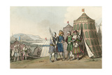 15th Century Soldiers Giclee Print by Charles Hamilton Smith