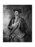 George Washington Premium Giclee Print by CW Peale
